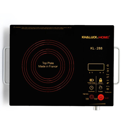 Bếp hồng ngoại đơn Khaluck.Home KL288