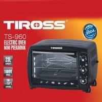 LÒ NƯỚNG TIROSS TS-960, DUNG TÍCH 23 LÍT
