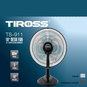 QUẠT BÀN TIROSS TS-911