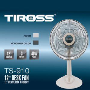 QUẠT BÀN TIROSS TS-910