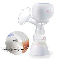 Máy hút sữa điện đơn Unimom Smart UM871142, có pin sạc