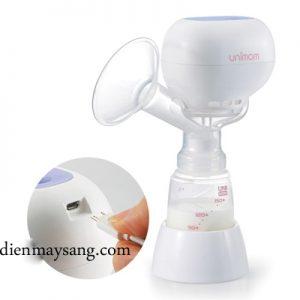 Máy hút sữa điện đơn Unimom Smart Eco UM871159