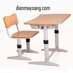 Bộbàn ghế học sinh Xuân hòa BHS-14-06