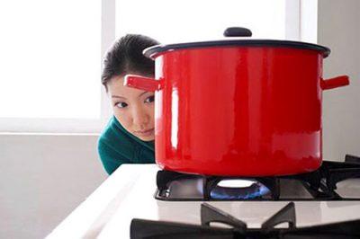Cách phòng chống cháy nổ khi sử dụng bếp ga trong nhà bếp