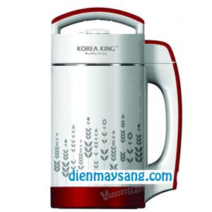 Máy làm sữa đậu nành Korea King KSM 1600RS