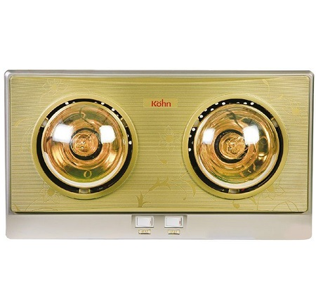Đèn sưởi nhà tắm Kohn Braun KN02G