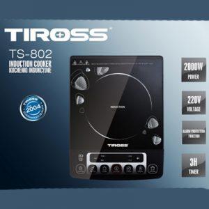 BẾP TỪ SIÊU MỎNG TIROSS TS-802