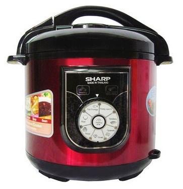 Nồi áp suất điện đa năng Sharp KS-180S