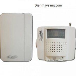 Chuôngbáo khách không dây 2 chức năng GB-538