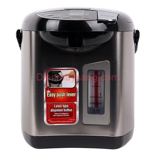 Phích nước điện tử Tiger PDU-A30W- 3 lít