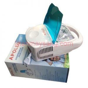 Máy xông mũi họng APOLLO Compressor Nebulizer
