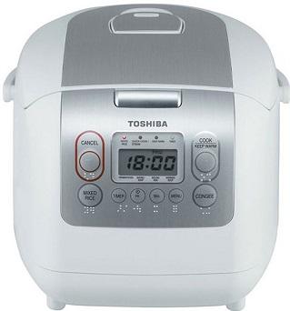 Nồi cơm điện ToshiBa RC-10NMF (1 Lít)