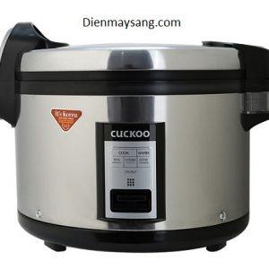 Nồi cơm điện Cuckoo CR-3521S (inox) 6.3 LÍT