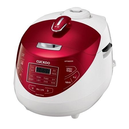 Nồi cơm điện cao tần Cuckoo CRP- HPF0660SR