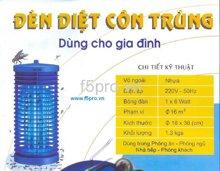 Đèn diệt côn trùng Daisinh DS-D6
