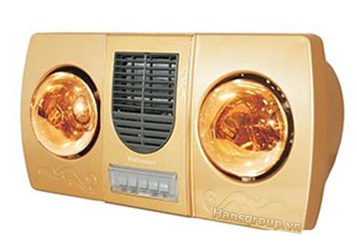 Đèn sưởi nhà tắm Kottmann K2B-HW-G