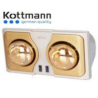 Đèn sưởi nhà tắm Kottmann K2B-H