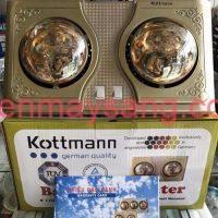 Đèn sưởi nhà tắm Kottmann K2BG