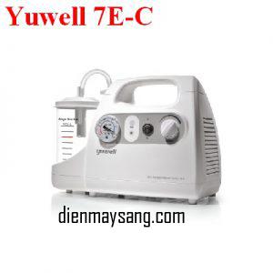 Máy hút dịch 1 bình cho trẻ em Yuwell 7E-C