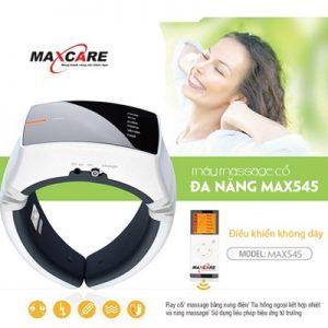 MÁY MASSAGE CỔ GÁY MAXCARE MAX545