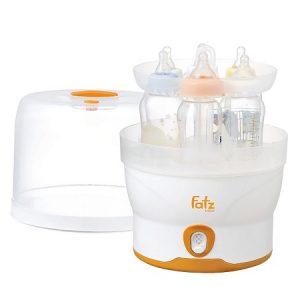 Máy tiệt trùng bình sữa 6 bình Fatzbaby FB4028SL