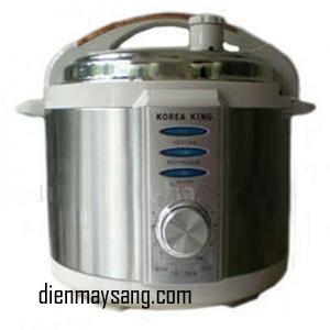 Nồi áp suất điện cơ Koreaking K6 YBD60-100 – 6.0 lít