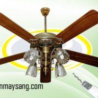 Quạt trần đèn SMC QT05