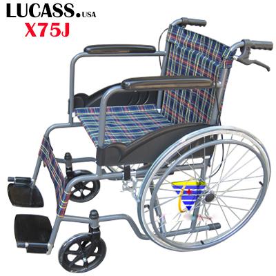 Xe lăn có phanh Lucass X75J