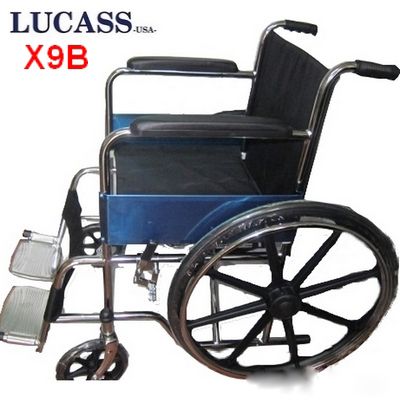 XE LĂN THƯỜNG BÁNH ĐÚC LUCASS X9B