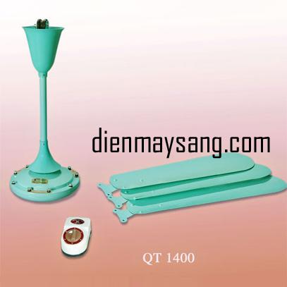 Quạt trần cánh sắt (QT1400-S)