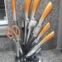 Bộ dao kéo 8 món thương hiệu ILO Hàn Quốc