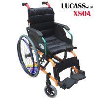 Xe lăn trẻ em Lucass X80A