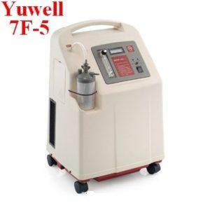 Máy tạo oxy 5 lít/ phút  Yuwell  7F-5