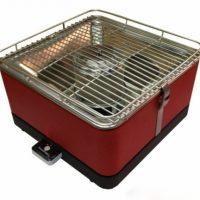 Bếp nướng than hoa không khói hộp vuông phù đổng – PD17-D115