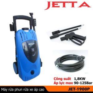 Máy rửa xe gia đình Jetta JET-1900P