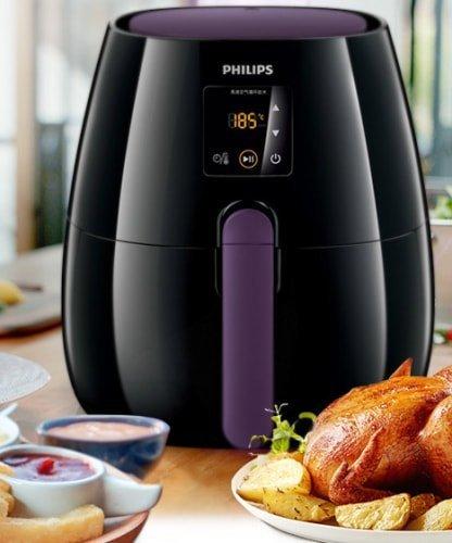 Nồi chiên không dầu điện tử Philips HD9232
