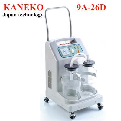 Máy hút dịch 2 bình Kaneko 9A-26D