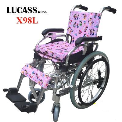 Xe lăn trẻ em Lucass X98L