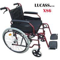 Xe lăn hợp kim nhôm Lucass X86