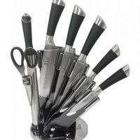 Bộ dao kéo 8 món Bass IN.01-006