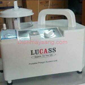 Máy hút dịch 1 bình Lucass SS-6A