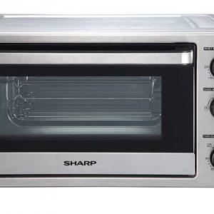 Lò nướng điện Sharp EO-A25RCSV-ST 25 lít