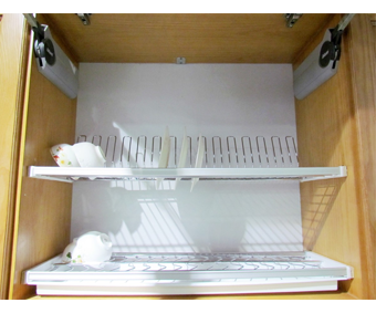 Giá bát tủ trên 2 tầng FASTER FS900/800/700SN