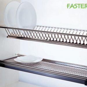 Giá bát 2 tầng tủ trên Faster FS RS900/800/700S