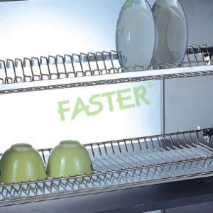 Giá bát 2 tầng tủ trên Faster FS RS900/800/700I