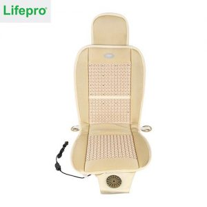 Đệm làm mát lưng ôtô hạt nhựa Lifepro L252-CS