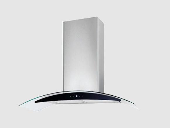 Máy hút mùi toa kính gắn tường FASTER FS 3588CH/70 – FS3588CH/90