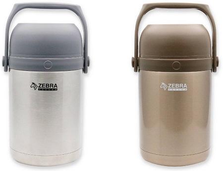 Hộp Cơm Giữ Nhiệt inox Zebra 1.8L