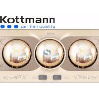 Đèn Sưởi Nhà Tắm 3 bóng Kottmann K3BQ