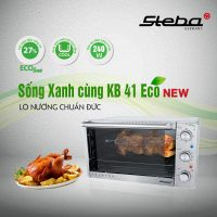 Lò nướng nhập khẩu Đức Steba KB41 Eco